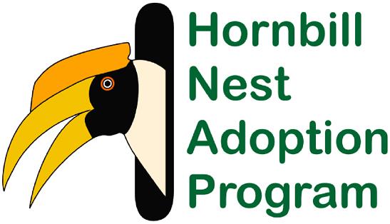 Hornbill Nest Adoption Program Logo